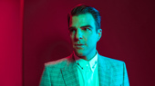 The Boys in the Band marks Zachary Quinto's second Broadway play.
