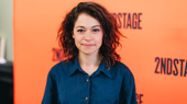 Mary Page Marlowe star Tatiana Maslany makes an appearance.