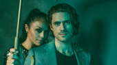 Karen Olivo and Aaron Tveit Are Ready for the High Romance, Drama (and Laughs!) of Moulin Rouge! The Musical