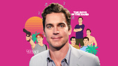 Matt Bomer on Mixing Drinks in The Boys in the Band, Directing Darren Criss, Broadway Musical Dreams & More on Show People