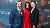 Moulin Rouge! Stars and More Celebrate the Grand Re-Opening of Boston's Emerson Colonial Theatre
