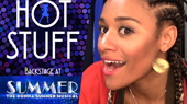 Backstage at Summer with Ariana DeBose, Ep 4: Makeup, Mom & More