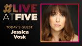 Broadway.com #LiveatFive with Jessica Vosk of Wicked