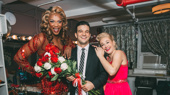Raise You Up! See Mark Ballas Step into Kinky Boots
