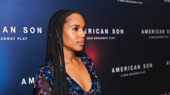 Kerry Washington & the Cast of American Son Meet the Press