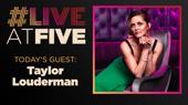 Broadway.com #LiveatFive with Taylor Louderman of Mean Girls