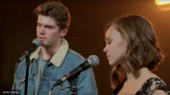 Girl from the North Country Stars Colton Ryan & Caitlin Houlahan Offer a Soulful Take on Bob Dylan's 'I Want You'