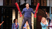Exclusive! Mark Ballas Extends Run in Broadway's Kinky Boots