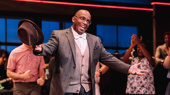 Sugar, Butter, Debut! Al Roker Takes His First Broadway Bow in Waitress