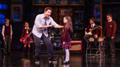 The national touring company of School of Rock: The Musical