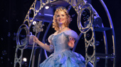 Kara Lindsay as Glinda in Wicked