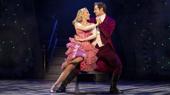 Kara Lindsay as Glinda & Jon Robert Hall as Fiyero in Wicked