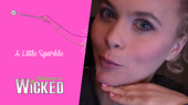 Backstage at Wicked with Amanda Jane Cooper, Ep 6: Lesson!