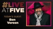 Broadway.com #LiveatFive with Ben Vereen