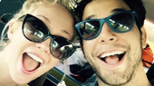 A Trio of Pitch Perfect Matches! Skylar Astin, Laura Bell Bundy & a Wicked Monkey Get Engaged