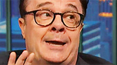 It's Only a Play's Nathan Lane Talks Contractual Fun, Flops & Jello Shots