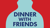 The First Course Begins for Off-Broadway's Dinner with Friends