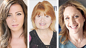 Look Out! Stacey Oristano, Annie Golden & Judy Gold Join Disaster!