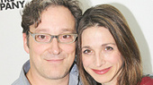 Jeremy Shamos, Marin Hinkle & the Cast of Donald Margulies' Dinner with Friends Meet the Press