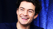 Hollywood Heartthrob Orlando Bloom on Snogging Condola Rashad, Singing Show Tunes and Getting Hearts Racing in Romeo and Juliet