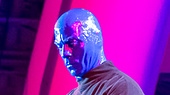 Exclusive Hot Shot! The Blue Man Group Unveils Their First-Ever Orchestral Show at the Hollywood Bowl