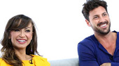 Karina Smirnoff & Maksim Chmerkovskiy Dish About Dancing With the Stars & How They Fly in Forever Tango