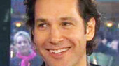 Anderson Cooper Gets 'Tickled By a Pickle' By Grace and This Is 40 Star Paul Rudd