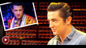 Whole Lotta Shakin': The Rock 'n' Roll Icons of 'Million Dollar Quartet': Eddie Clendening on Hip-Shakin' Hound Dog Elvis Presley