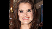 Brooke Shields Visits With Regis & Kelly