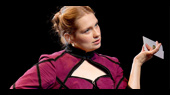 What's Up, Merritt Wever? The Nurse Jackie Charmer on Getting Corseted in The Illusion