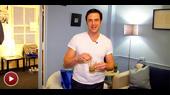 Booze! Prada! Uta! Raúl Esparza Feels Marlon Brando's Mojo in His Arcadia Dressing Room