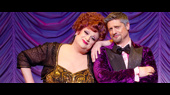 Glam New Production Photos of La Cage Stars Harvey Fierstein and Christopher Sieber