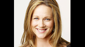 Laura Linney Visits Late Night