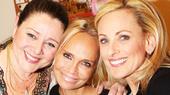 Kristin Chenoweth Visits Marlee Matlin & More at Spring Awakening