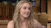 Watch The Crucible's Saoirse Ronan Put It All on the Line for Game Night