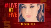 Broadway.com #LiveatFive with Les Miserables' Alison Luff