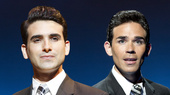 Too Good to Be Two! Mauricio Perez & Dominic Scaglione Jr. Will Alternate as Frankie Valli in Jersey Boys on Broadway