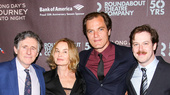 Stars Step Out for Broadway Opening of Long Day's Journey Into Night