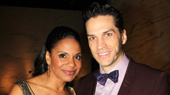 Audra McDonald & Will Swenson Expecting a Broadway Baby