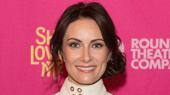 Laura Benanti Remembers a Swing Wardrobe Malfunction That Surprised an Unsuspecting Theatergoer