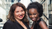 Eclipsed's  Director Liesl Tommy and Playwright Danai Gurira on Diversity, Drive & Dresses