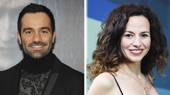 Ramin Karimloo's on a New Journey, Mandy Gonzalez Is a Schuyler Tapper & More Lessons of the Week