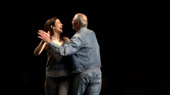 See Mary-Louise Parker & Denis Arndt in the Searing New Play Heisenberg