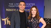 Broadway roylaty! Catch Jose Llana and Laura Michelle Kelly on The King and I national tour beginning on November 1 in Providence, Rhode Island.