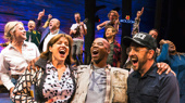 Broadway company of Come From Away