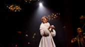 Denée Benton as Natasha in Natasha, Pierre and the Great Comet of 1812.
