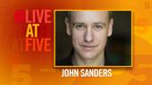 Broadway.com #LiveatFive with John Sanders of Matilda