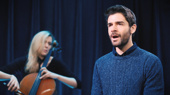Adam Kantor Sings Rare Fiddler Song