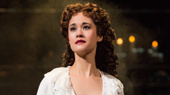 Ali Ewoldt as Christine in The Phantom of the Opera.