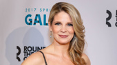 Tony winner Kelli O'Hara strikes a pose.